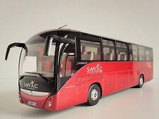 IRISBUS MAGELYS 2007 Savac PARIS 1/43 NOREV 530232 AUTOCARS Paris IVECO Bus red