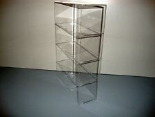 305displays Acrylic Lucite Countertop 9 12 X 4 X 16 Display Showcase Cabinet