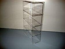 "Acrylic Lucite Countertop Display Case ShowCase Box Cabinet 9 1/2"" x 4"" x 16"""