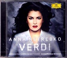 Anna NETREBKO VERDI Macbeth Il Trovatore Giovanna d'Arco CD Rolando VILLAZON Neu