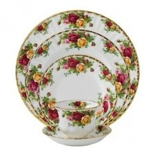 Royal Albert Old Country Roses 5 Piece place settings (2) Two sets New In Box