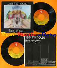 LP 45 7'' SEE THIS HOUSE The project 1984 italy DISCO MAGIC NP 164 cd mc dvd vhs