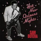 Hot Nights In New Orleans, Sam Butera, Very Good Original recording remastered,