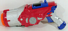 Nerf Cyber Blaster Transformers Optimus Prime Sound Light Hasbro without Darts
