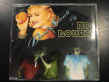 No Doubt DON'T SPEAK European Import 4-trk CD Maxi Single
