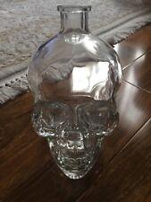 Crystal Head Vodka Glass Skull Bottle 1.75L