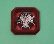 POLISH WAR CROSS of  Front Lithuanian-Belarusian 1919-20  - Order Army medal WWI