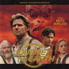 Journey To The Center Of The Earth - OST [1999]   Bruce Rowland   CD