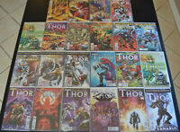 (22) Book MIGHTY THOR Marvel LOT #2 3 4 5 6 8 9 10 12 12.1 13 14 15 16 17 (NM+)