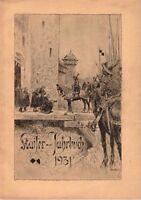 Kaiser-Jahrbuch 1931 - BUCH - Verlag Deutsche Treue - altdeutsche Schrift  B1561