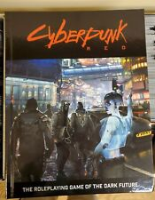 Cyberpunk Red RPG Core book - NEW - IN HAND - R Talsorian Games