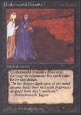 1x Underworld Dreams NM-Mint, Italian Legends MTG Magic