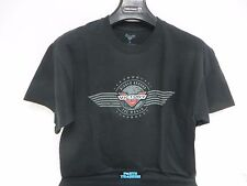 Victory Motorcycles USA Men's Black Ridden Around The World T Shirt Small