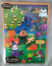Papyrus Halloween Greeting Card for Kids with stickers