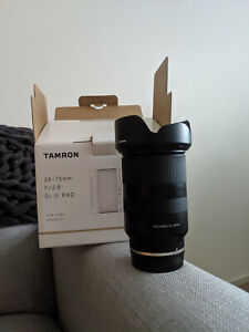 Tamron 28-75mm f/2.8 Di III RXD Lens For Sony Mirrorless