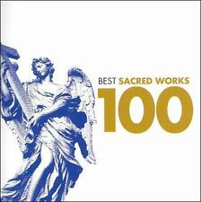 100 BEST SACRED WORKS (Classical Collection) 6 CD SET [B40]