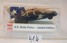 Busch 1/87 Nr. 47687 Chevrolet Caprice U.S. State Police New Hampshire OVP #414