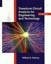 Transform Circuit Analysis for Engineering and Technology (Electronic Technology