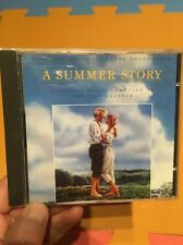 A Summer Story:Motion Picture Soundtrack OST CD 1988 Georges Delerue Sonopress