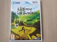 Nintendo Wii PAL version torre de las sombras la