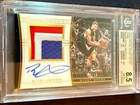 2015 BGS 8.5 Blake Griffin /10 National Treasures Night Moves Auto Prime Patch