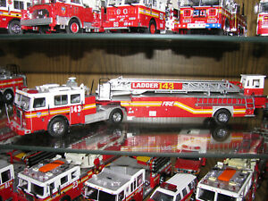 Code 3 FDNY Sattelzugleiter 143 Feuerwehr Feuerwehr New York F.D.N.Y.