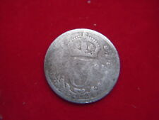 1891 VICTORIAN SILVER THREEPENCE [FILLER] FROM MY COLLECTION [MM66]