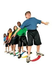 Skills Fitness PE Kids Duck Walker BALANCE BOARD Core Exercise Stability Motor