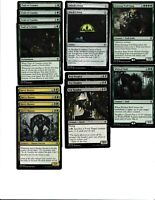 Wicked Wolf-MTG-Magic the Gathering-60 card deck-Feasting Troll King-RARES-RTP