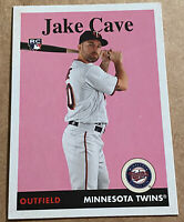 Jake Cave RC 2019 Topps Archive Rookie Minnesota Twins #99