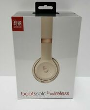 Beats by Dr. Dre Solo3 Wireless On-Ear Headphones - Satin Gold