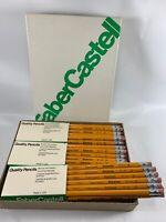 Faber Castell Balance SV 210 No 2 Lot of 72 New Unused w Box Vintage