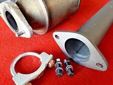 tubo elimina catalizzatore Fiat Punto 1.9 II serie JTD / Sporting