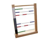 Montessori,Großer Rechenrahmen bis 9999999 Montessori Abakus 7-stellig, MS62