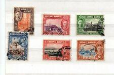 A High Cat Value Hong Kong George VI 1941 group