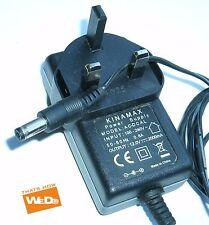 KINAMAX POWER SUPPLY AC-DCAL 12.0V 2000mA UK PLUG