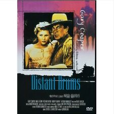 Distant Drums (1951) DVD (Sealed) ~ Gary Cooper