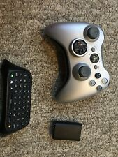 Xbox 360 Wireless Controller Chatpad And Recharagable Battery
