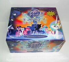 MY LITTLE PONY COLLECTIBLE CARD GAME CELESTIAL SOLSTICE DELUXE SET BOOSTER FOIL