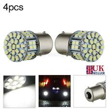 4pcs 1156 Led Light Bulb BA15S 382 P21W 50SMD White Car Tail stop Signal Lamp12V
