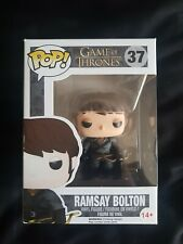 Funko POP! Game of Thrones RAMSEY BOLTON 37 Vinyl Figure Rare vaulted