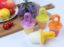 KOK Ice / Frozen Popsicle Mould Set  4 Ice Pop Makers Cook Ice Pop Maker Sipper