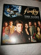 Firefly the Board Game Strategy Science Fiction Gale Force Nine Vgc Joss Whedon