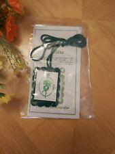 Green Scapular (with leaflet)