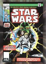 Star Wars 40th Anniversary Base Card #157 Star Wars #1 (1977)