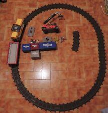 Train Playmobil 5258 + chariot 5256 - Très bon état