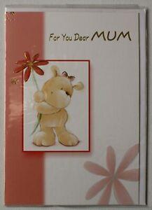 """MUM"" BIRTHDAY CARD"