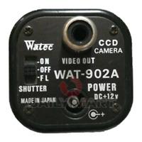 Used & Tested WATEC WAT-902A B/W CCD Camera Module High Resolution
