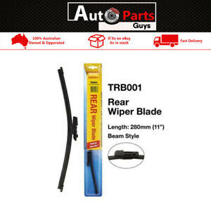 Tridon Rear Wiper Blade for Volkswagen Golf V VI 10/05-12/12