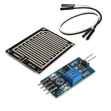 Preptec Snow Raindrops Detection Sensor Modue Weather Humidity Rain For Arduino